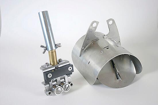 rottespærre er en mekanisk fælde, som virker i kloakrør og tilslutninger - ratel